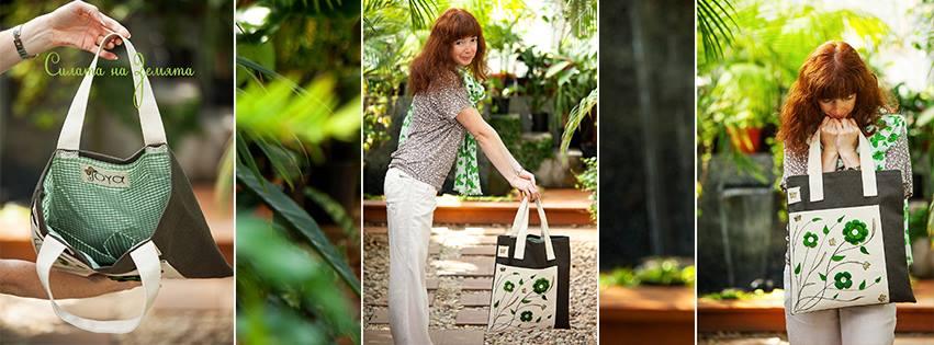 Freeria - hand-painted tshirts, bags, jewelery, decoration