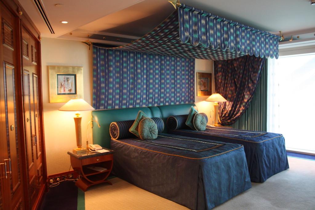 Детската спалня в двустаен апартамент