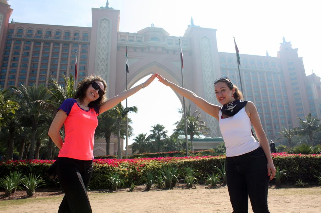 Атлантис, Дубай